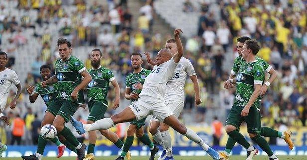Fenerbahçe, Zwolle ile yenişemedi!