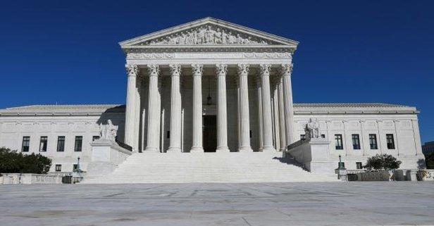 ABD Yüksek Mahkemesinden Trump'a ret