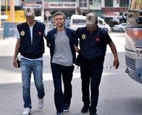 Mavi listedeki terörist tutuklandı