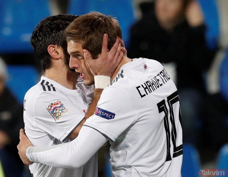 A Milli Takım'ın UEFA Uluslar Ligi C Ligi'ndeki muhtemel rakipleri kim? İşte o ülkeler