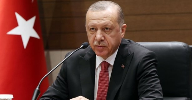 Başkan Erdoğan'dan Gaziler Günü mesajı