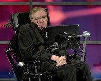 Stephen Hawking'den korkutan açıklama