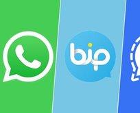 BiP'e 3 günde 4,6 milyon yeni kullanıcı