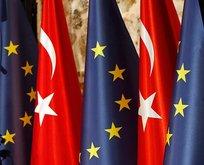 AB'nin skandal raporuna Türkiye'den sert tepki!