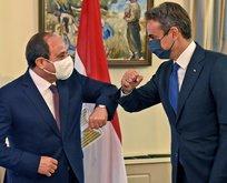Atina'da Türkiye-Mısır paniği