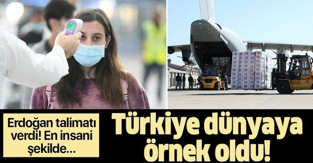 Türkiye'nin koronavirüsle mücadelesi dünya için emsal
