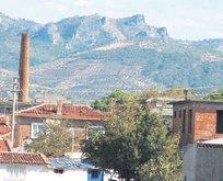 Atatürk Kayası'nda yerleşim izi var