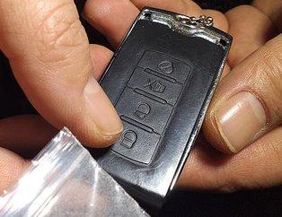 Bursa'daki uyuşturucu operasyonunda ele geçirildi! Gören otomobil anahtarı sanıyor ama...