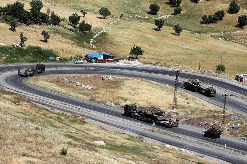 Askerler Şırnak'tan dönüyor