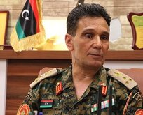 Hafter anlaşmaya uymayıca Libya ordusu hamle yaptı