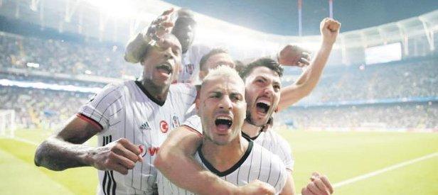 Devler Ligi'nde en iyi gol Quaresma'nın