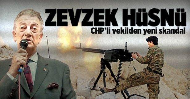 CHP'li Bozkurt'tan ikinci skandal