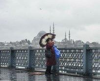 Meteorolojiden İstanbul için son dakika tahmini