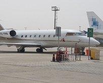 İranda düşen Türk iş jetinin son fotoğrafı
