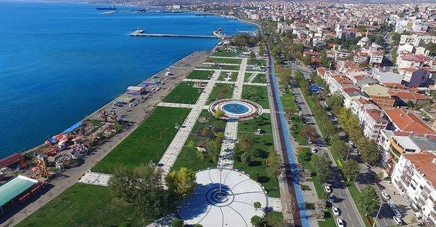 Tekirdağ'da icradan 260 bin TL'ye satılık daire