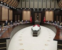 Başkan Recep Tayyip Erdoğan'dan önemli kabul