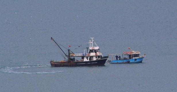 Denizde yasa dışı avcılığa binlerce liralık ceza
