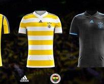 İşte Fenerbahçe'nin 2018-2019 sezonu formaları