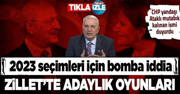 Millet İttifakı'nın 2023 adayı için bomba iddia!