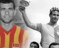 Türkiye futbolunun Taçsız Kralı Metin Oktay 27.yıldönümünde anılıyor