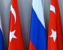 Türkiye'den Rusya'ya önemli ziyaret