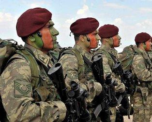 Bu birlikler düşmanlara korku salıyor! Bakın Bordo Bereliler kaçıncı sırada?