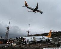 Pistten çıkan uçak kazasında Boeing'e tazminat davası