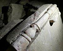 Bursa'da 2500 yıldır gizemini koruyan mezar
