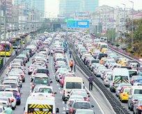 İstanbul'da ne kadar araç var?