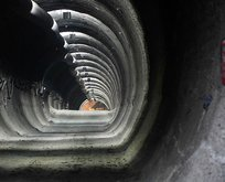 İstanbul Havalimanı'nın metro hattında çalışmaların yüzde 71'i tamamlandı!