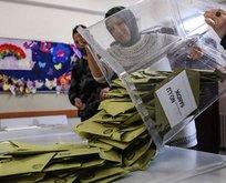 İki ilçede seçim sonuçlarına itiraz
