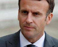 Macron'dan Ermenistan provokasyonlarına destek!