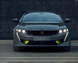 Peugeot 508 Sport Engineered göz kamaştırdı