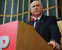 ABDnin PKK kararına Bahçeliden sert tepki