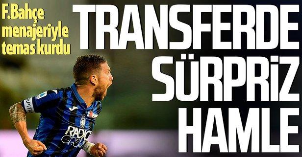Fenerbahçe'den flaş transfer hamlesi