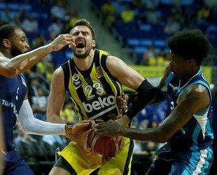 Gergin maçta kazanan Fenerbahçe