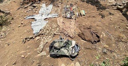 Son dakika: Pençe Kaplan Operasyonu'nda 1 PKK'lı terörist etkisiz hale getirildi