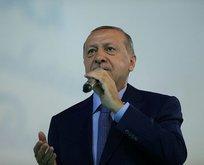 Erdoğan'dan yeni Yargıtay Başkanına tebrik mesajı