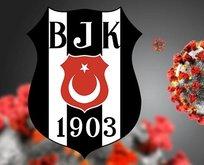 Beşiktaşlı futbolcu koronavirüse yakalandı