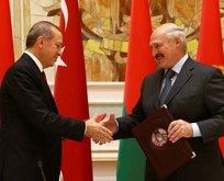 Türkiye ile Belarus arasında imzalar atıldı