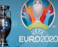 Korona EURO 2020'yi vurdu! Ertelendi...