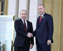 Putin'den Başkan Erdoğan'a taziye mesajı
