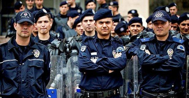 7 bin polis alınacak