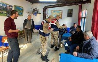 Amasya'da huzur ve güven uygulaması