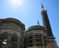 Taksim'de yüzde 65'i tamamlandı
