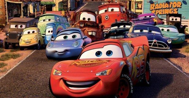 Arabalar 3 konusu ve oyuncuları!