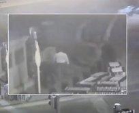 ABD büyükelçiliğine saldırı anının görüntüleri ortaya çıktı