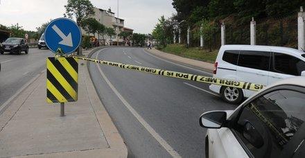 Ümraniye'de bomba alarmı! Polis  düzeneğe el koydu