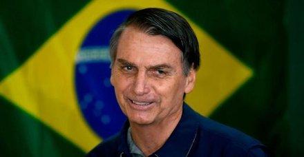 Brezilyanın yeni başkanı Jair Bolsonaro seçildi