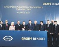 Renault'dan dev yatırım